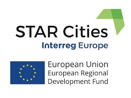 Logo des Projekts STAR Cities