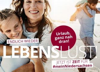 Niedersachsen startet bundesweite Image-Kampagne für den Tourismus