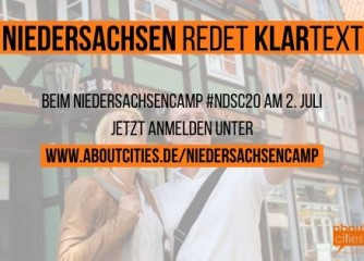 aboutcities-Niedersachsencamp 2020