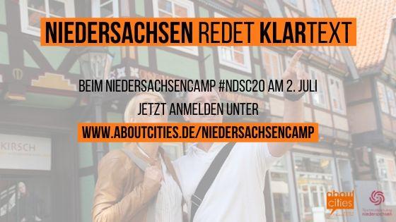 Bild zum Niedersachsencamp 2020
