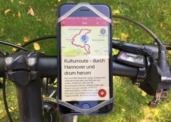 Reiseland Niedersachsen launcht App zur Radroutenplanung