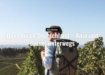 Reiseblogger @geh_mal_reisen entdecken Niedersachsen