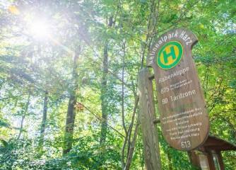 Fahrtziel Natur: Auszeichnung für den Harz