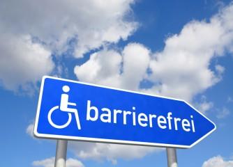 Barrierefreie Verkehrsinfrastruktur