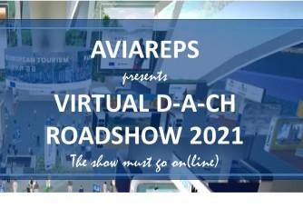 TMN präsentiert sich auf der AVIAREPS Virtual D-A-CH Roadshow 2021