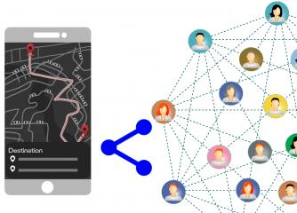 Digitalisierung von Tourendaten und deren Distribution