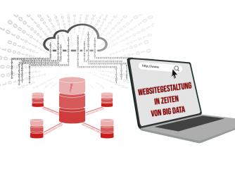 Websitegestaltung in Zeiten von Big Data