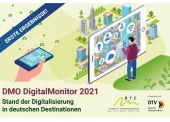 Digitalisierung in Deutschlands Destinationen: Umfrage sieht Handlungsbedarf