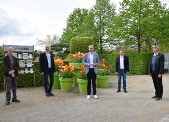 """""""Musterpark für den Klimaschutz"""" in Bad Zwischenahn"""