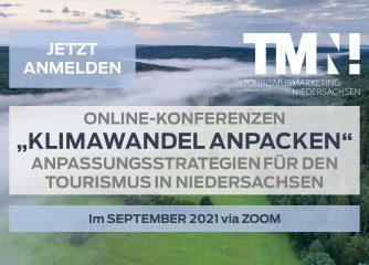 "Digitale Regionalkonferenzen im TMN-Projekt ""Klimawandel anpacken"""