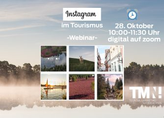 Web-Seminar: Instagram im Tourismus
